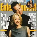 Meg Ryan - Entertainment Weekly Magazine [United States] (18 December 1998)