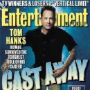 Tom Hanks - Entertainment Weekly Magazine [United States] (15 December 2000)