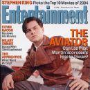 Leonardo DiCaprio - Entertainment Weekly Magazine [United States] (24 December 2004)