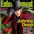 Johnny Depp - Entertainment Weekly Magazine [United States] (8 July 2005)