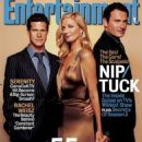 Joely Richardson - Entertainment Weekly Magazine [United States] (16 September 2005)
