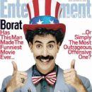 Sacha Cohen - Entertainment Weekly Magazine [United States] (20 October 2006)