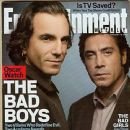 Daniel Day-Lewis - Entertainment Weekly Magazine [United States] (15 February 2008)
