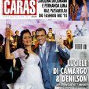 Denílson and Lucielle di Camargo