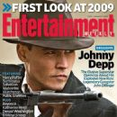 Johnny Depp - Entertainment Weekly Magazine [United States] (9 January 2009)