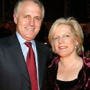 Lucy Turnbull and Malcolm Turnbull - 350 x 240