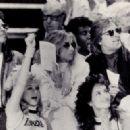 Barbra Streisand and Don Johnson