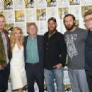 Katheryn Winnick Attends Vikings At Comic Con 2014