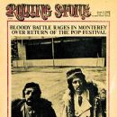 John Phillips - Rolling Stone Magazine [United States] (6 April 1968)