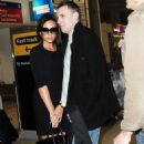 Victoria Beckham - Arrives At Heathrow Airport, 2010-05-08