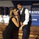 Zulay Henao and Joel Rush