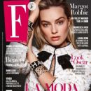 Margot Robbie - F Magazine Cover [Italy] (25 February 2020)