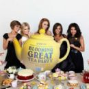 The Saturdays Marie Curie's Blooming Great Tea Party