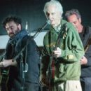 Robby Krieger at the Sunset Marquis on February 08, 2020 in West Hollywood, California - 454 x 303