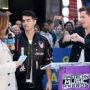 Joe Jonas announce the 2015 American Music Awards nominations at GMA Studios on October 13, 2015 in New York City - 454 x 315