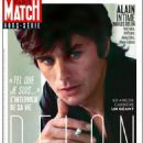 Alain Delon - Paris Match Magazine Cover [France] (9 January 2018)
