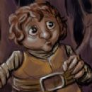 Bilbo the hobbit - 200 x 250