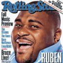 Ruben Studdard - Rolling Stone Magazine [United States] (21 August 2003)