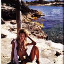 Bar Refaeli Elle Greece August 2014