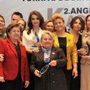 Songul Oden in 2. ANGİAD Kadın Platformu Ödül Töreni 2012