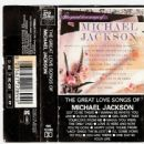 The Great Love Songs Of Michael Jackson