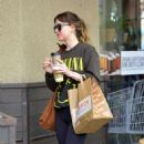 Dakota Johnson with Blake Lee – Shopping Candids In Los Angeles - 454 x 533