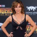 Jennifer Grey – 'Avengers: Infinity War' Premiere in Los Angeles - 454 x 681