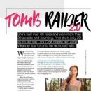 Alicia Vikander – Cleo Singapore Magazine (March 2018)