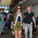 Demi Lovato – Seen At LAX Airport - 454 x 642