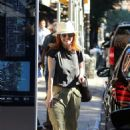 Julianne Moore – Out in New York City - 454 x 639
