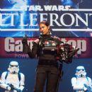 Janina Gavankar as Iden Versio in Star Wars: Battlefront II - 454 x 454