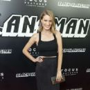 Ashley Hinshaw – 'BlacKkKlansman' Premiere in New York - 454 x 701