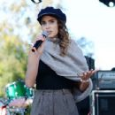 Nikki Reed – One Love Malibu Festival Benefit Concert in Los Angeles - 454 x 351