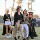 Lisa Rinna and Kyle Richards – 2018 Coachella Festival in Indio - 454 x 302