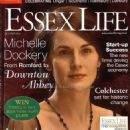 Michelle Dockery - Essex Life Magazine Cover [United Kingdom] (October 2013)