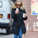 'Ted 2' actress Amanda Seyfried out getting a coffee in New York City, New York on March 17, 2015