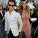 Marc Anthony and Shannon De Lima - 2015 Billboard Latin Music Awards - 399 x 600