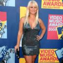 Brooke Hogan 2008 MTV Video Music Awards Arrivals 09-07-08
