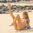 Behati Prinsloo Bikini Photoshoot In Maui
