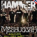 Jens Kidman, Fredrik Thordendal, Tomas Haake, Mårten Hagström, Dick Lövgren - Metal&Hammer Magazine Cover [Norway] (April 2012)
