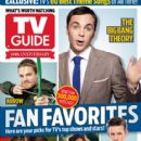 Jim Parsons, The Big Bang Theory - TV Guide Magazine Cover [United States] (22 April 2013)