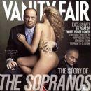 James Gandolfini - Vanity Fair Magazine [United States] (April 2007)
