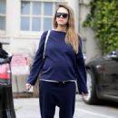 Jessica Alba and Cash Warren out in West Hollywood (November 12, 2017) - 454 x 493