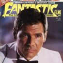 Indiana Jones - Fantastic Films Magazine Cover [United States] (September 1984)