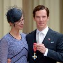 Benedict Cumberbatch-November 10, 2015-Investitures at Buckingham Palace - 445 x 600