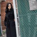 Krysten Ritter and Rachel Taylor – On set of 'Jessica Jones' in New York - 454 x 681