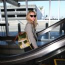 Annabelle Wallis departs from LAX - 454 x 648