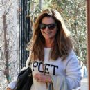 Maria Shriver spends time out and about in Brentwood, California on January 08, 2016 - 454 x 576