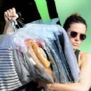 Mandy Moore in Tights – Picks up her dry cleaning in LA - 454 x 235