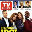 Steven Tyler - TV Guide Magazine Cover [United States] (17 January 2011)